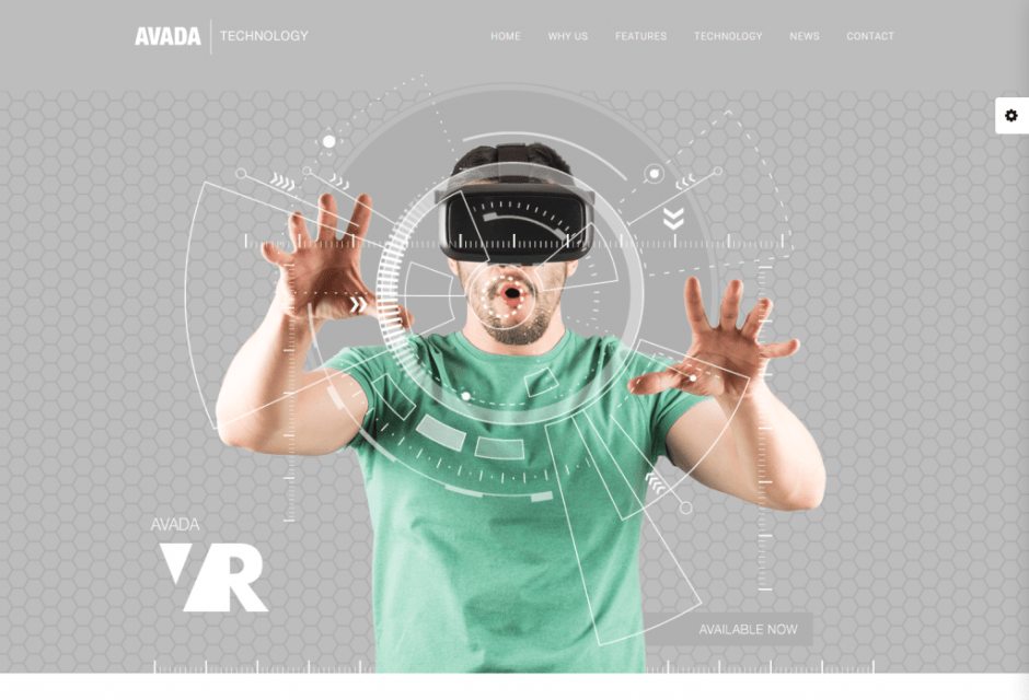 Technology – Avada WP Theme