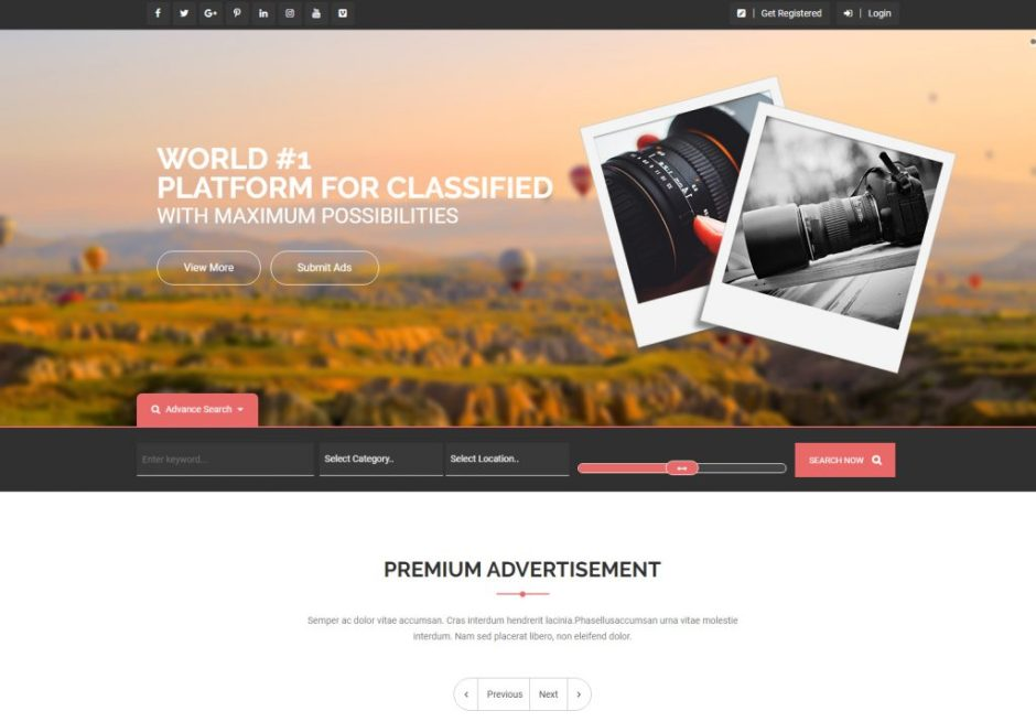 Classiera-Classified-Ads-WordPress-Theme