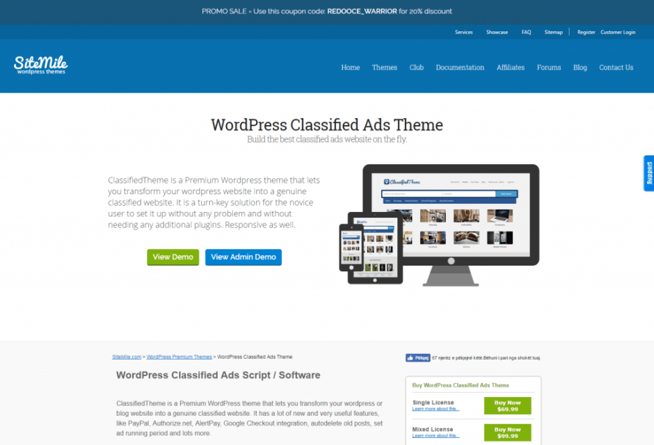 15+ Best WordPress Classified Themes For Multipurpose Listings ...