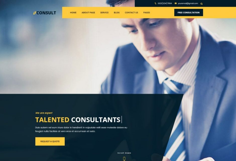 Consult – Consultant Business WordPress Theme-compressed