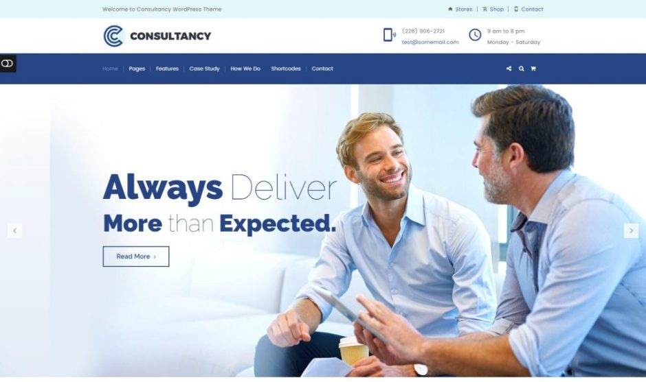 Consultancy WordPress Theme – Just another WordPress site-compressed