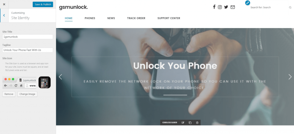 Customize 1gsmunlock – Unlock Your Phone Fast With Us