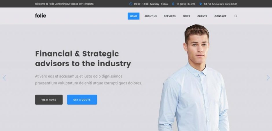 10 best forex wordpress themes premium wordpress themes plugins folie have lot of demos but the business templates are very curated and ready to put them online the images and the website organization is perfect for a flashek