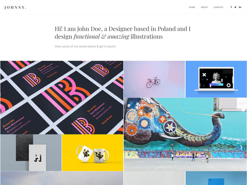 Folie 10+ Best Illustrator/Illustration WordPress Themes Free & Premium