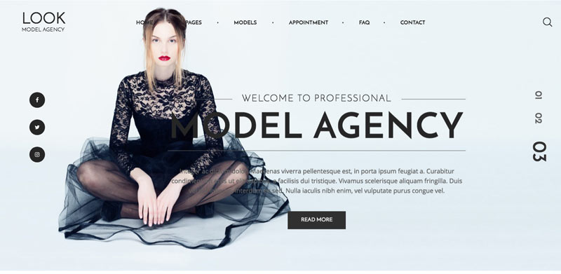 10 Fashion Designing Portfolio Themes For Wordpress 2020 Codeless