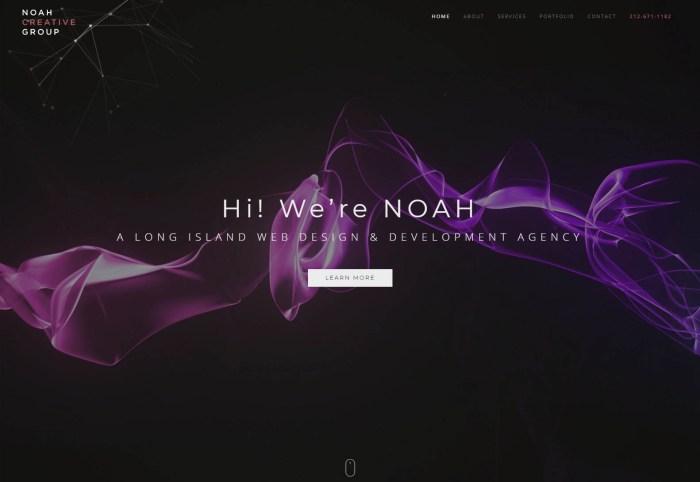 Noah Creative Group - Web Agencies in New York