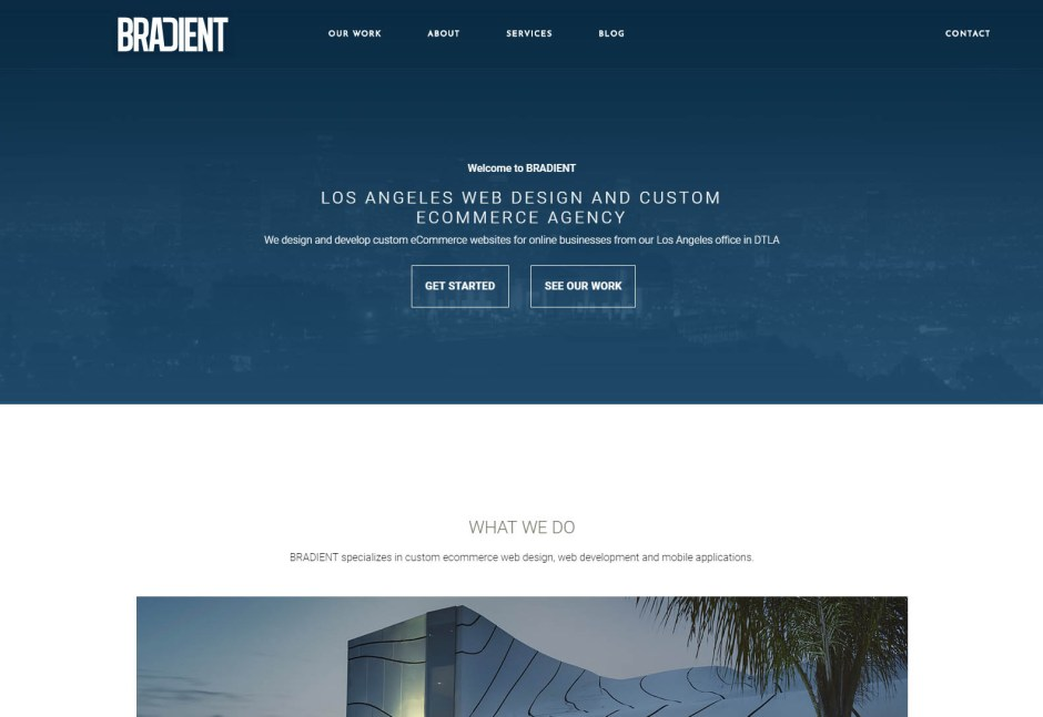 BRADIENT - Best Web Agencies in Los Angeles