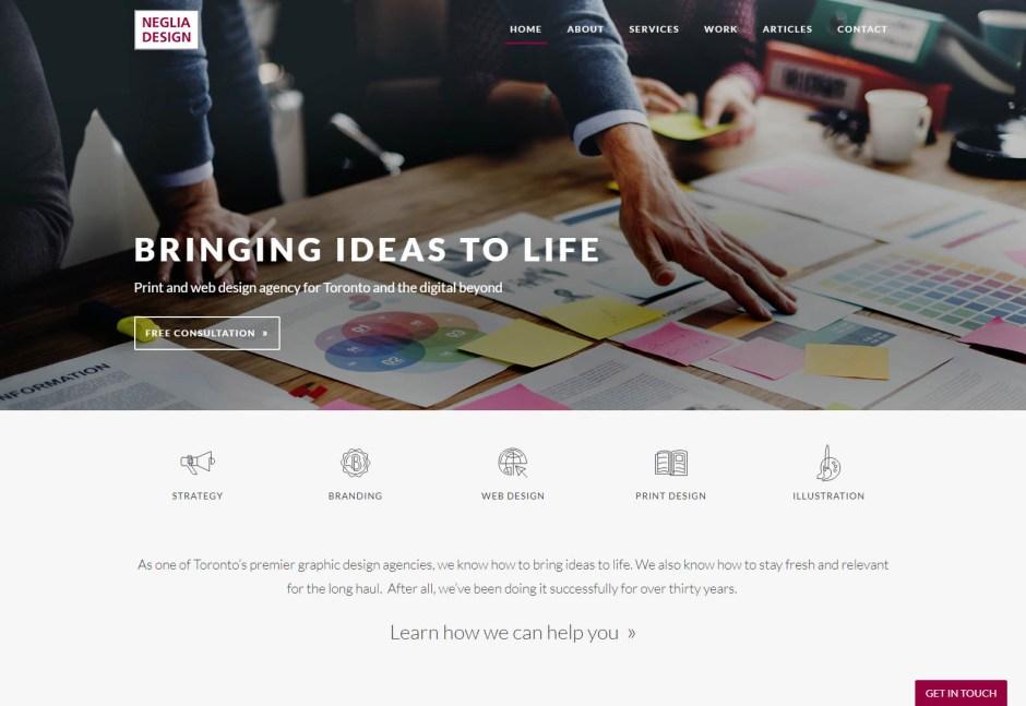Neglia Design - Web Agencies in Toronto