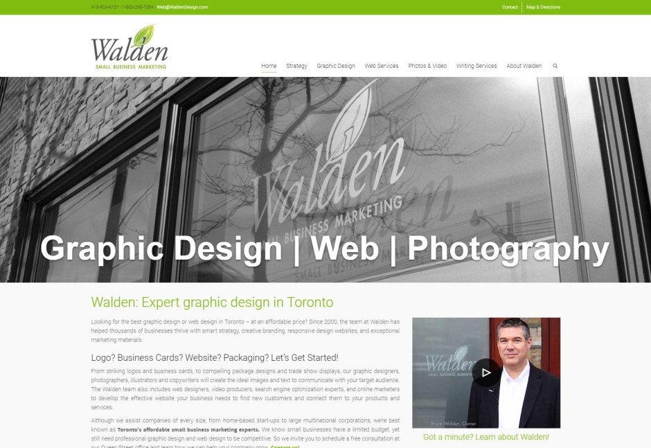 Walden - Web Agencies in Toronto