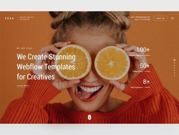 20+ Best Webflow Templates and Themes 2021 [FREE + PAID]