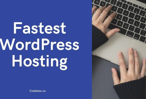 fastest wordpress hosting companies