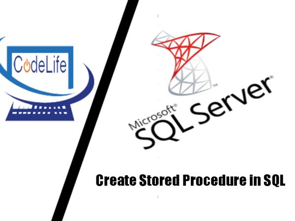 Create Stored Procedure in SQL