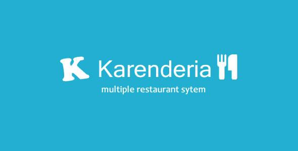 Karenderia v4.8 - Multiple Restaurant System