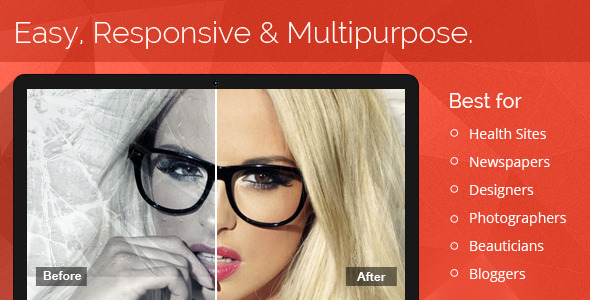 Multipurpose Before After Slider v2.7.1