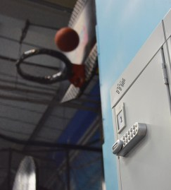 Easy-to-use, robust keyless lockers from KitLock
