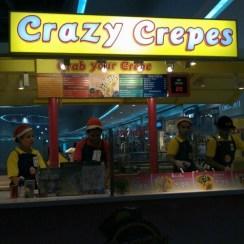 I love crepe!