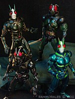 S.I.C. Altered Humans : The Riders from 1987-1994