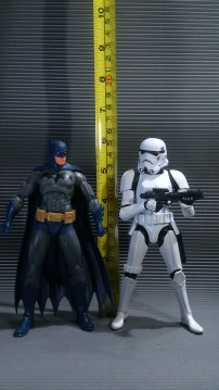 DC Icons vs Black Series Star Wars