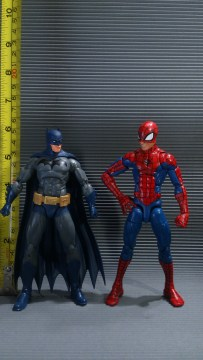 DC Icons vs Marvel Legends Infinite Series