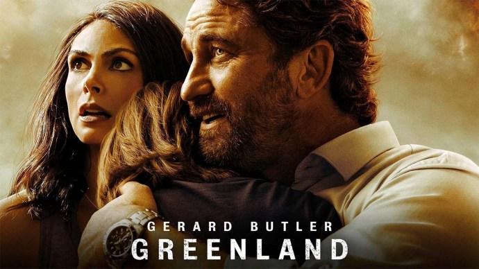Greenland – comet disaster movie