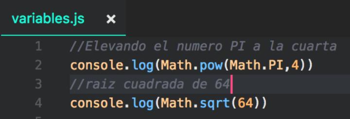 que es una variable en programacion