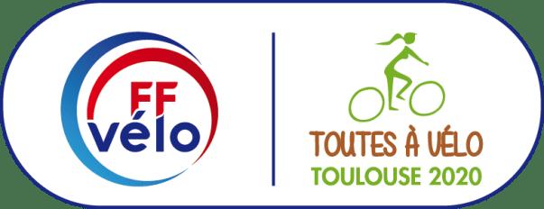 logo TOUTES A VELO TOULOUSE 2020