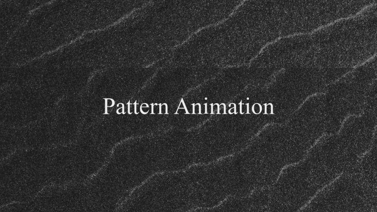 Pattern Animation (Infinite)