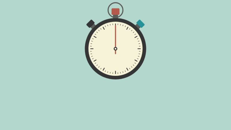 Stopwatch on pure CSS3