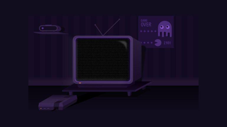 8bit gaming room /w Nintendo & GTA