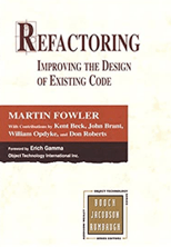 Refactoring: Improving the Design of Existing Code (Object Technology Series)