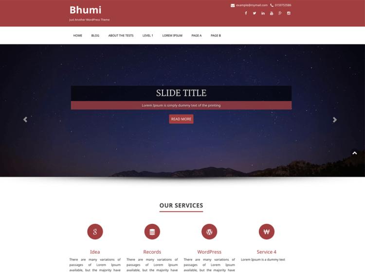 Bhumi-free-responsive-multipurpose-WordPress-theme-WPreviewteam