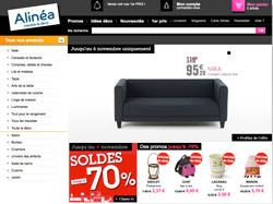 code promo alinea soldes reduction janvier 2013