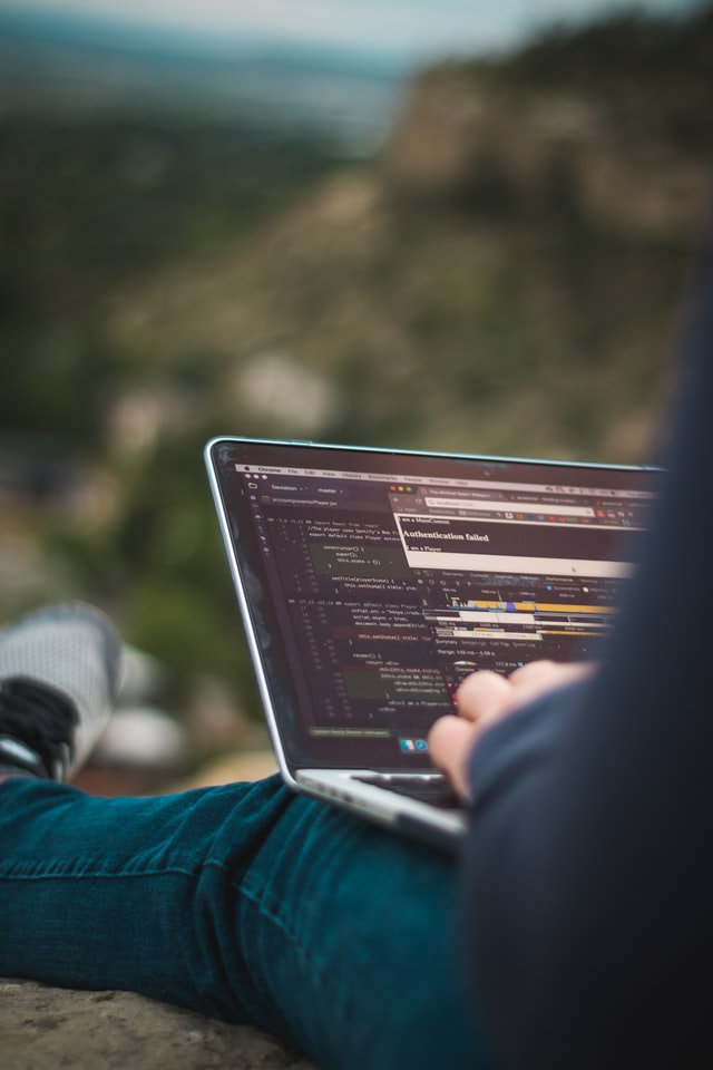 coder - Photo by Steve Halama on Unsplash