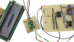 Interfacing electronics