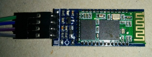 MSP430 Voice Control Over Bluetooth HC06 module