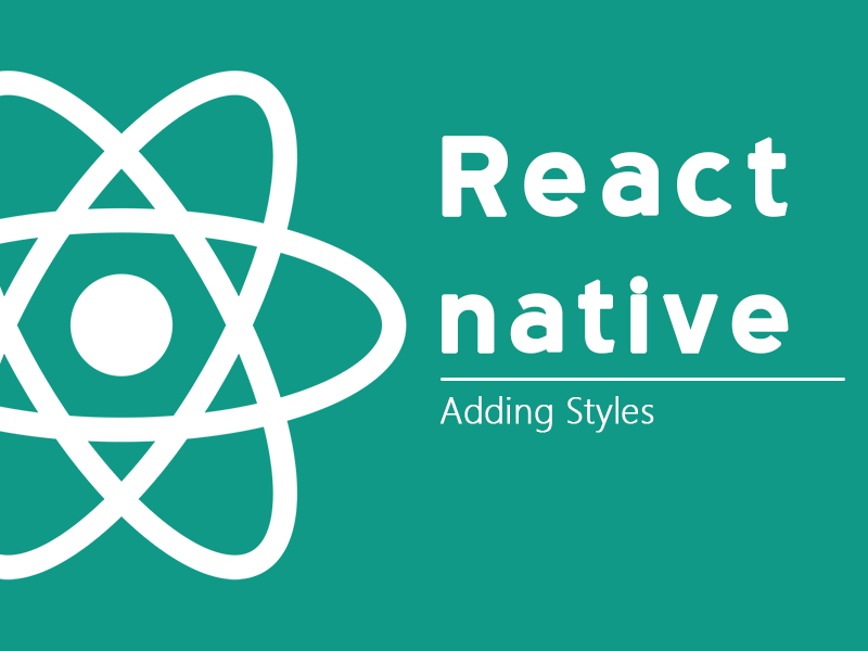 How to add Styles in React Native