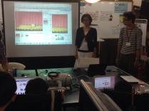 小学生・中学生向けプログラミング教室(CoderDojoさいたま第5回2014年7月21日)開催レポート
