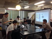 小学生・中学生向けプログラミング教室(CoderDojoさいたま第8回2014年10月26日)開催レポート