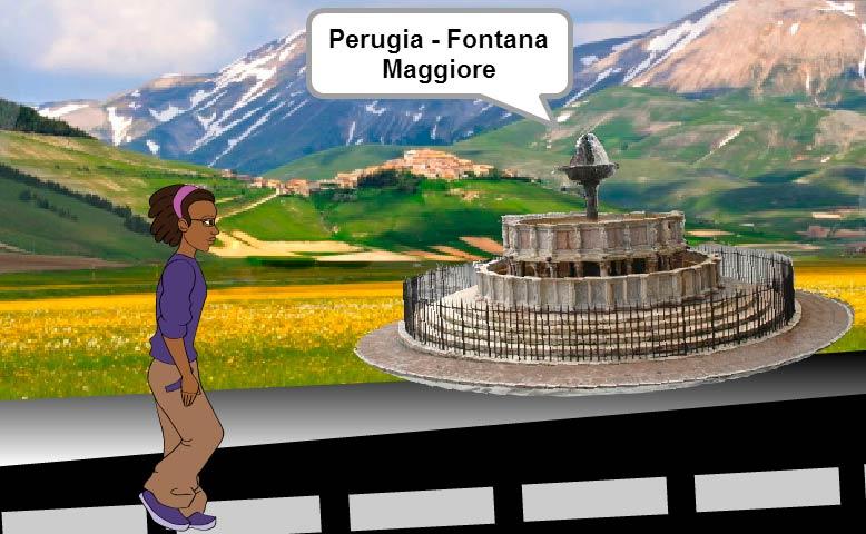 Una passeggiata in Umbria