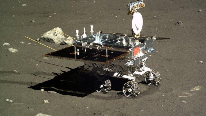 Fotografia sonda Chang'e 4