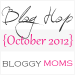 Bloggy Moms October Blog Hop