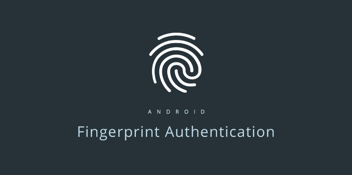 add fingerprint authentication in android