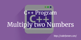 product of numbers