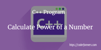 Calculate Power of a Number
