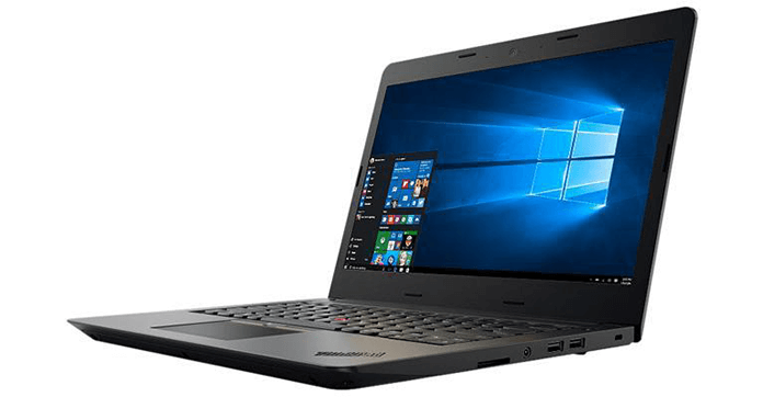 Lenovo ThinkPad E470 laptop