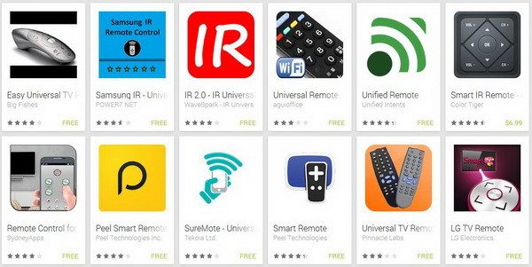 Universal Remote Control TV Apps For Android Amp IPhone