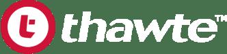thawte brand logo