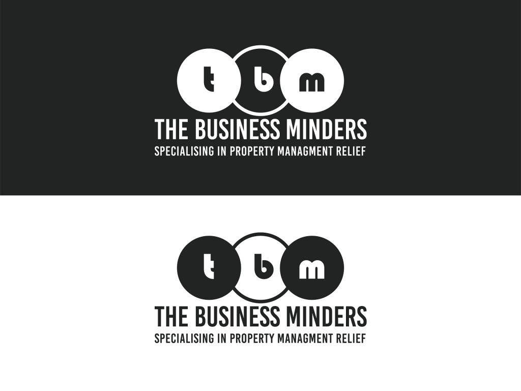 Black and White Logotypes