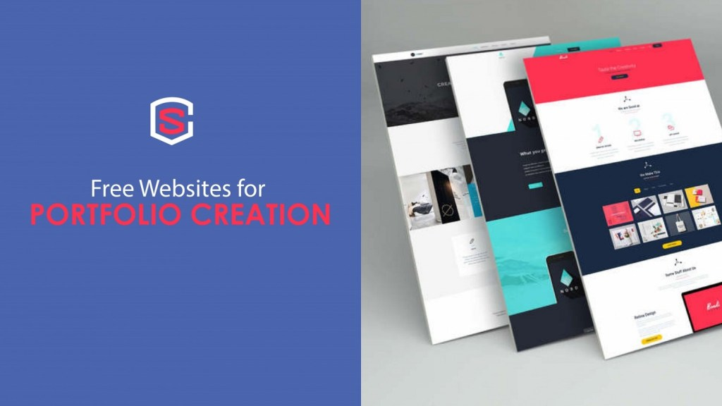 Free Websites for Portfolio Creation