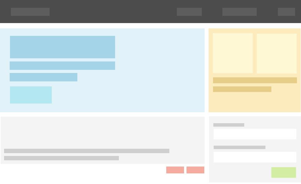 Cách đặt tên class cho element trong markup HTML